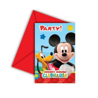 Les cartes d'invitation