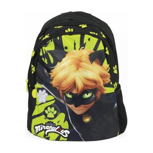 regarder 7fc1d c4c2a Sac à dos CHAT NOIR MIRACULOUS LADY BUG